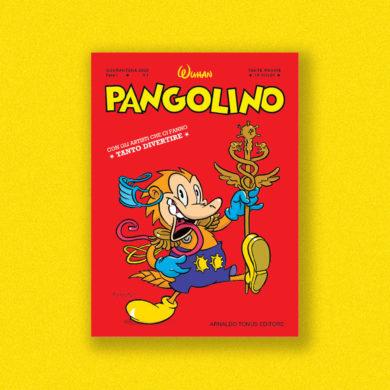 pangolino cover