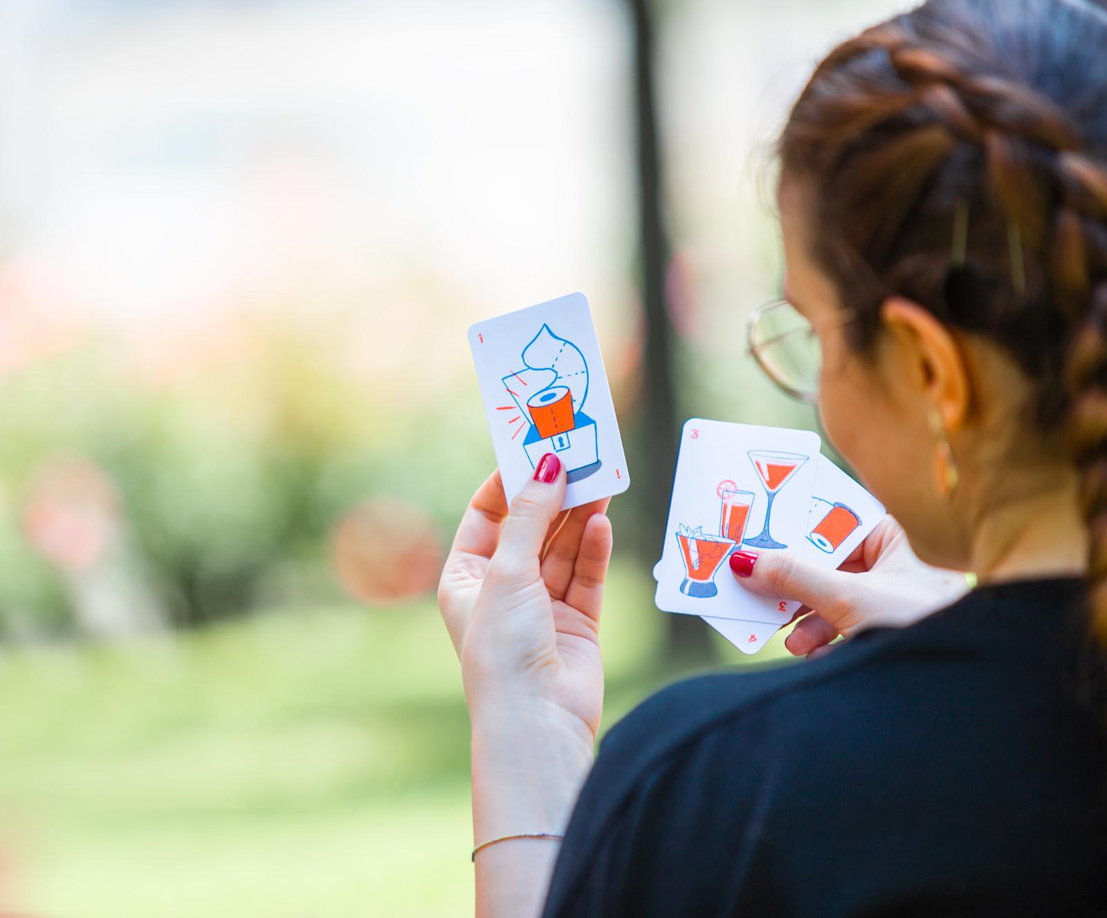 LeQuarentine BoutiqueCreativa playing cards3
