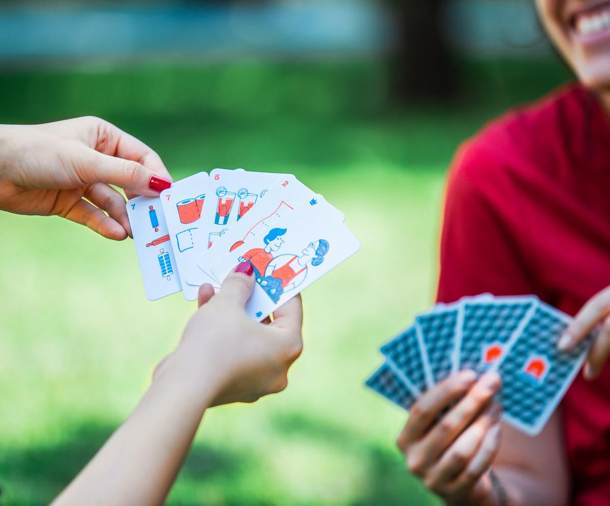 LeQuarentine BoutiqueCreativa playing cards5