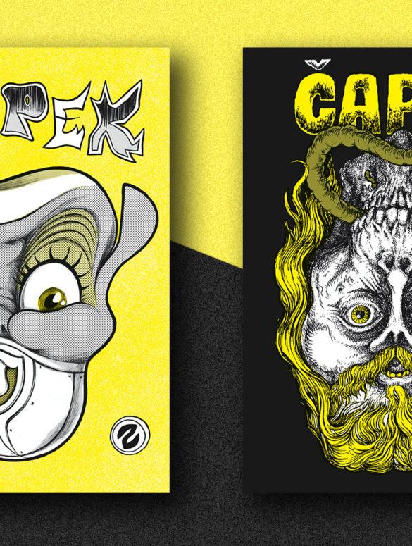 capek cover