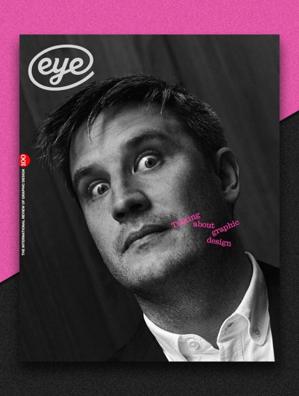 eye magazine 100