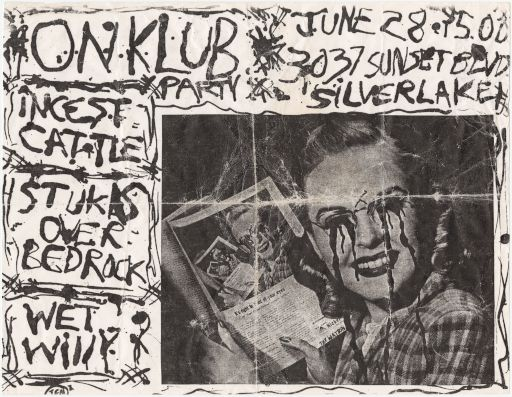 punk flyers cornell 10