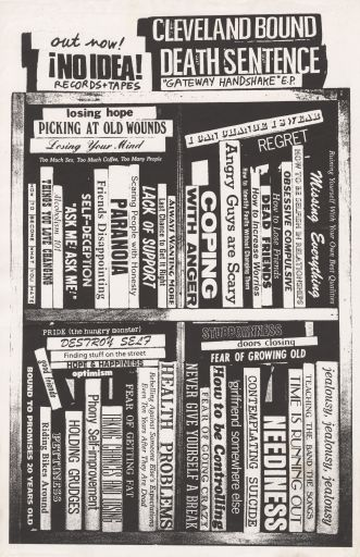 punk flyers cornell 8