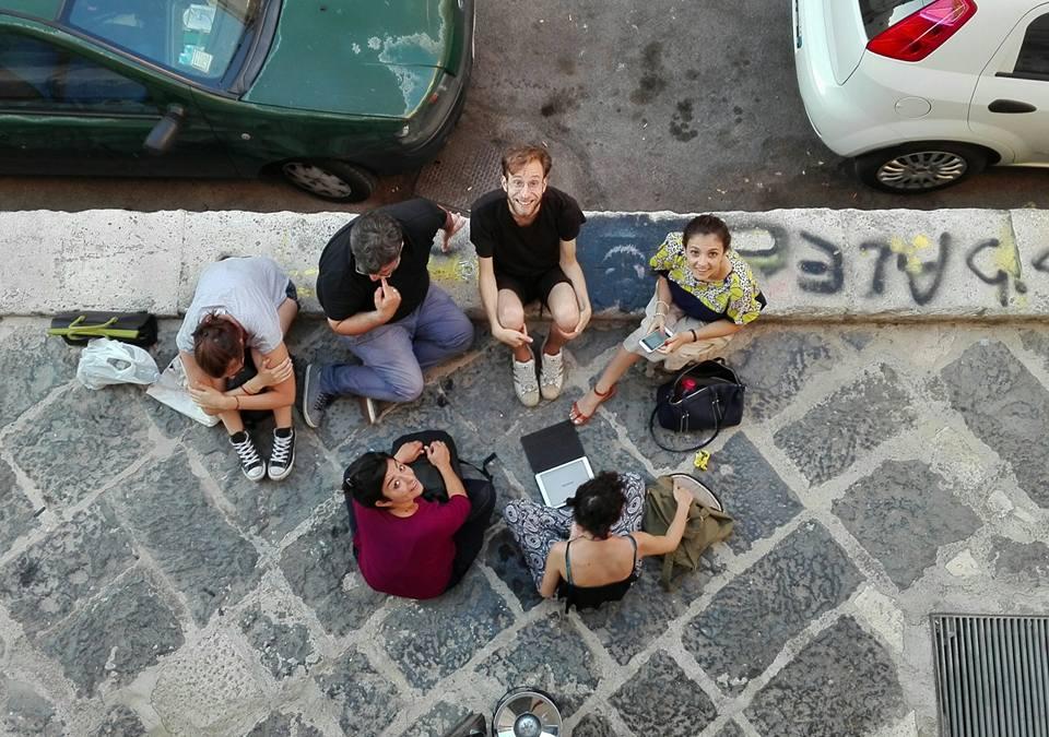 xyz2017 bari ricerca sul marciapiede