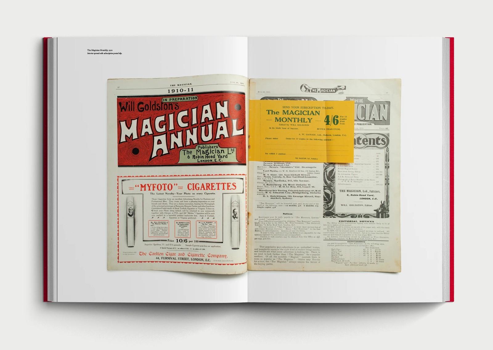 centrecentre magic papers 5