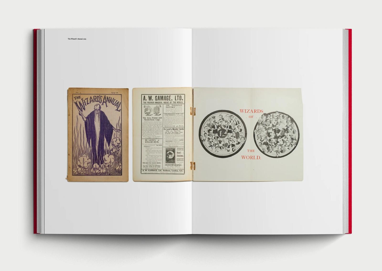 centrecentre magic papers 8