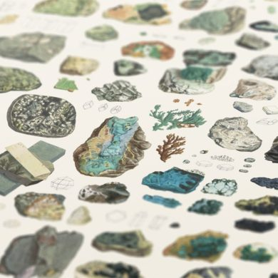 mineralogy poster c82 2