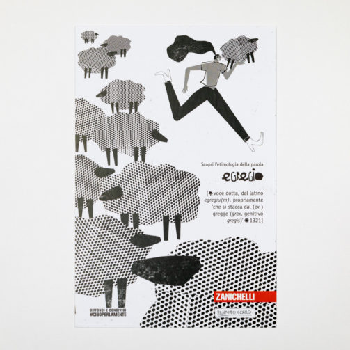 EGREGIO cartolina Fernando Cobelo