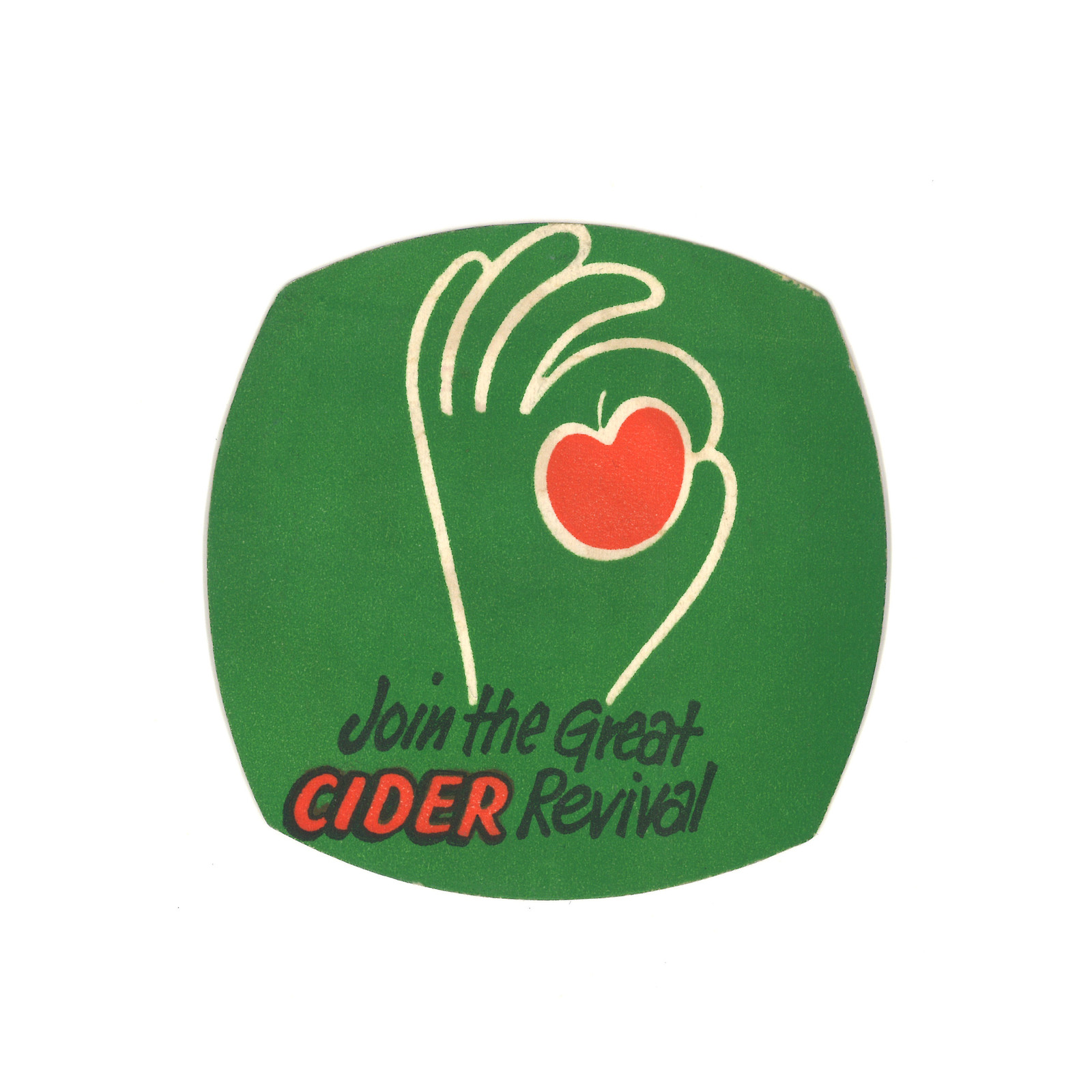 Join the Great Cider Revival