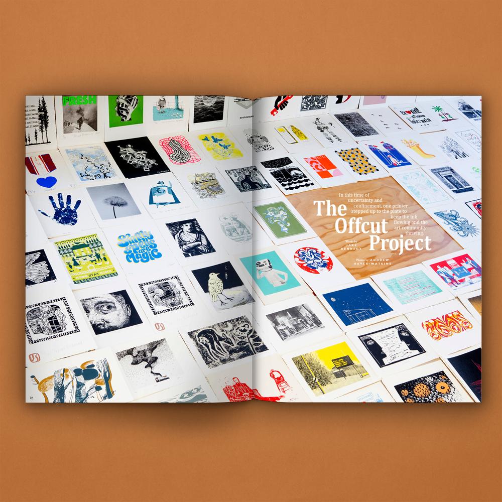 PM12 Spreads OffcutProject