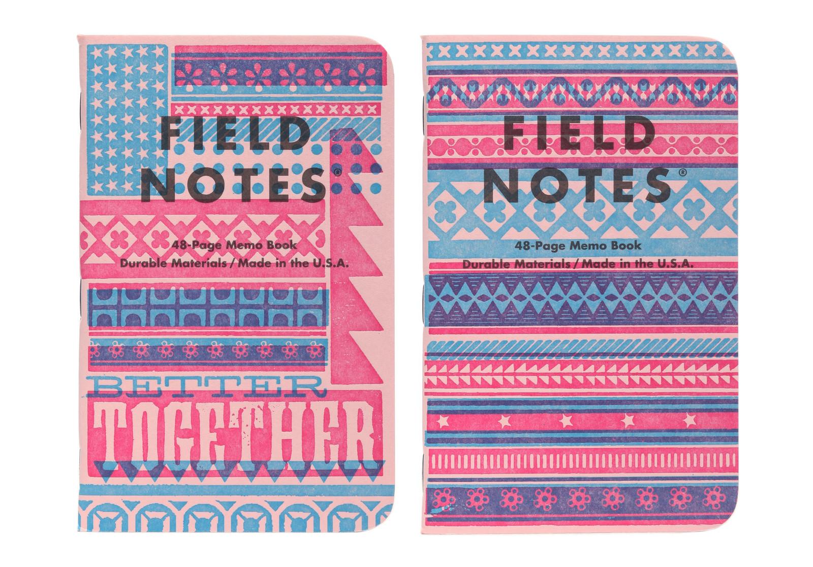 field notes letterpress 10