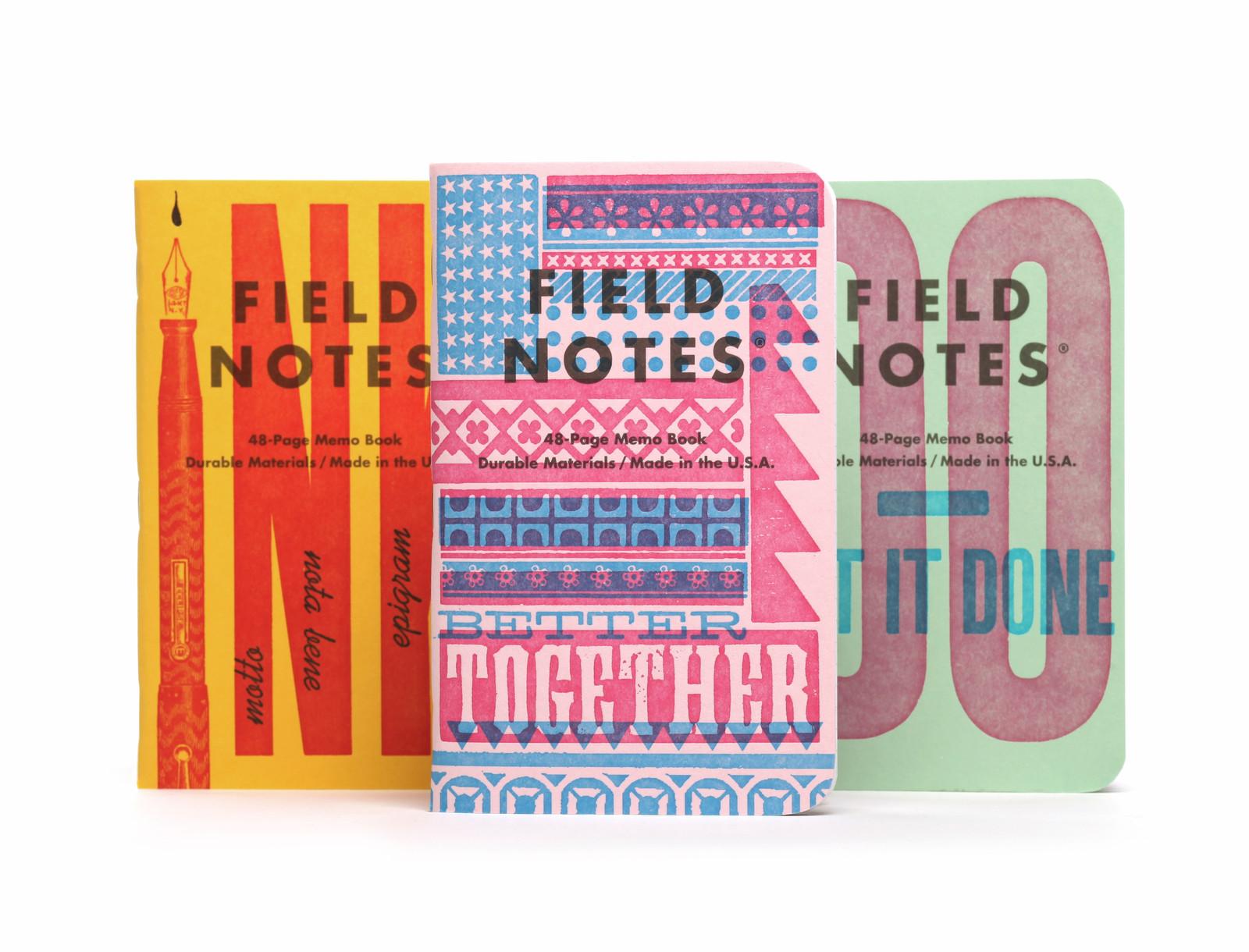 field notes letterpress 2