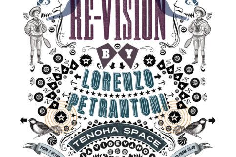 lorenzo petrantoni Logo Re Vision