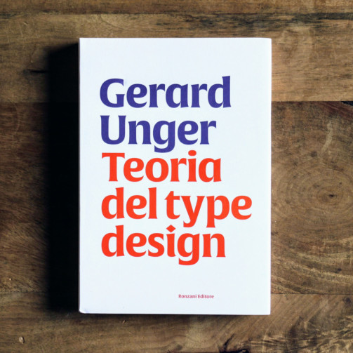 unger teoria type design ronzani 1