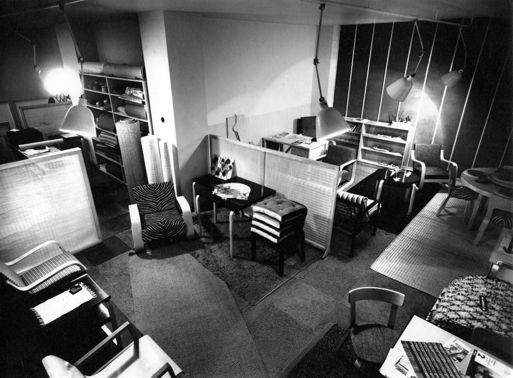 1841766 Fabianinkatu first Artek store in Helsinki 1936 master
