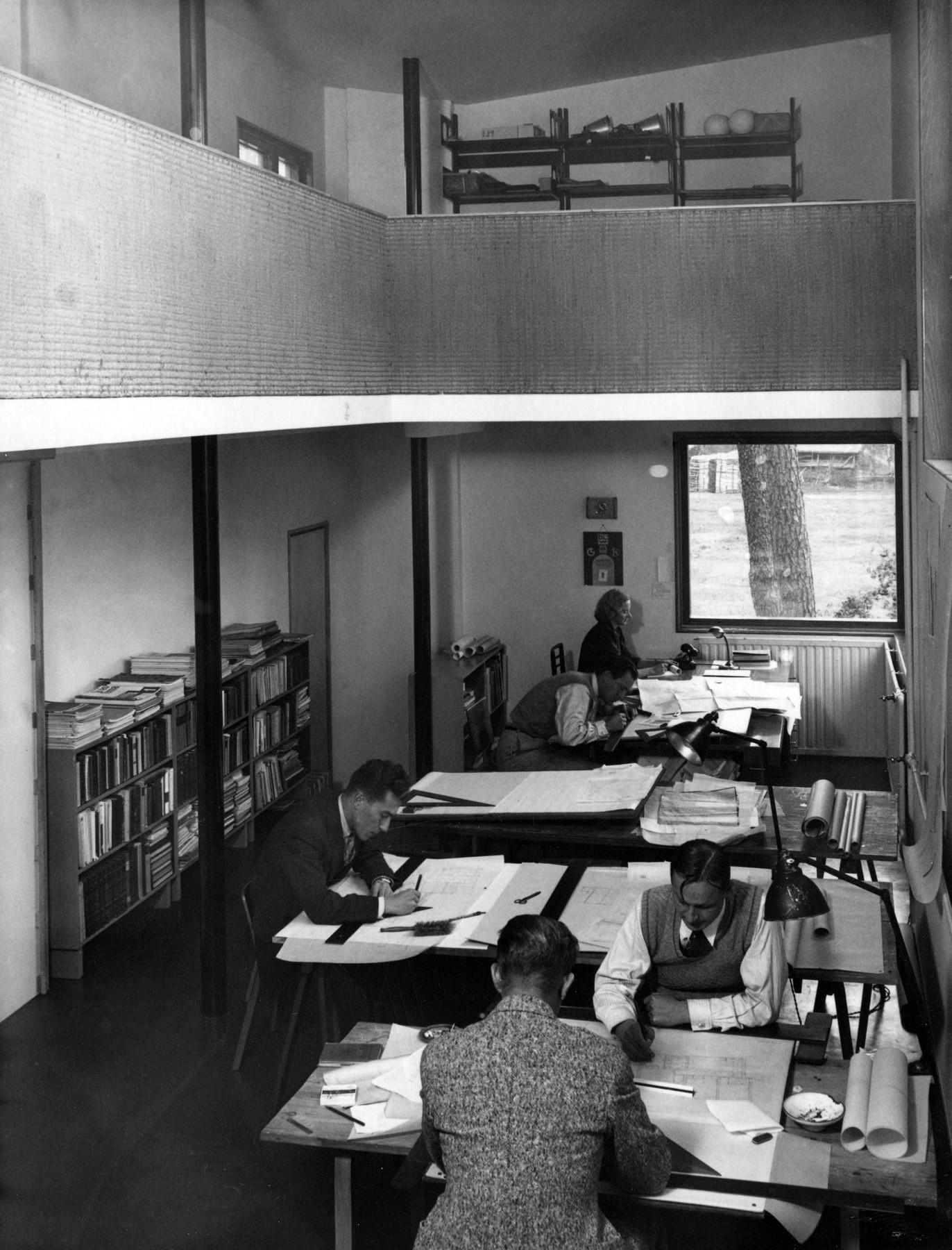 1843726 Aalto House office 1930s master