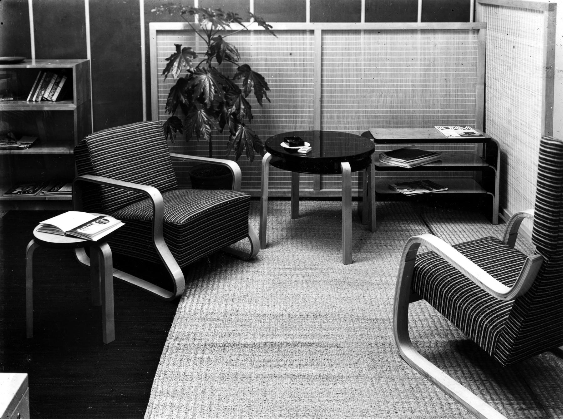1845963 Fabianinkatu first Artek store in Helsinki 1936 master