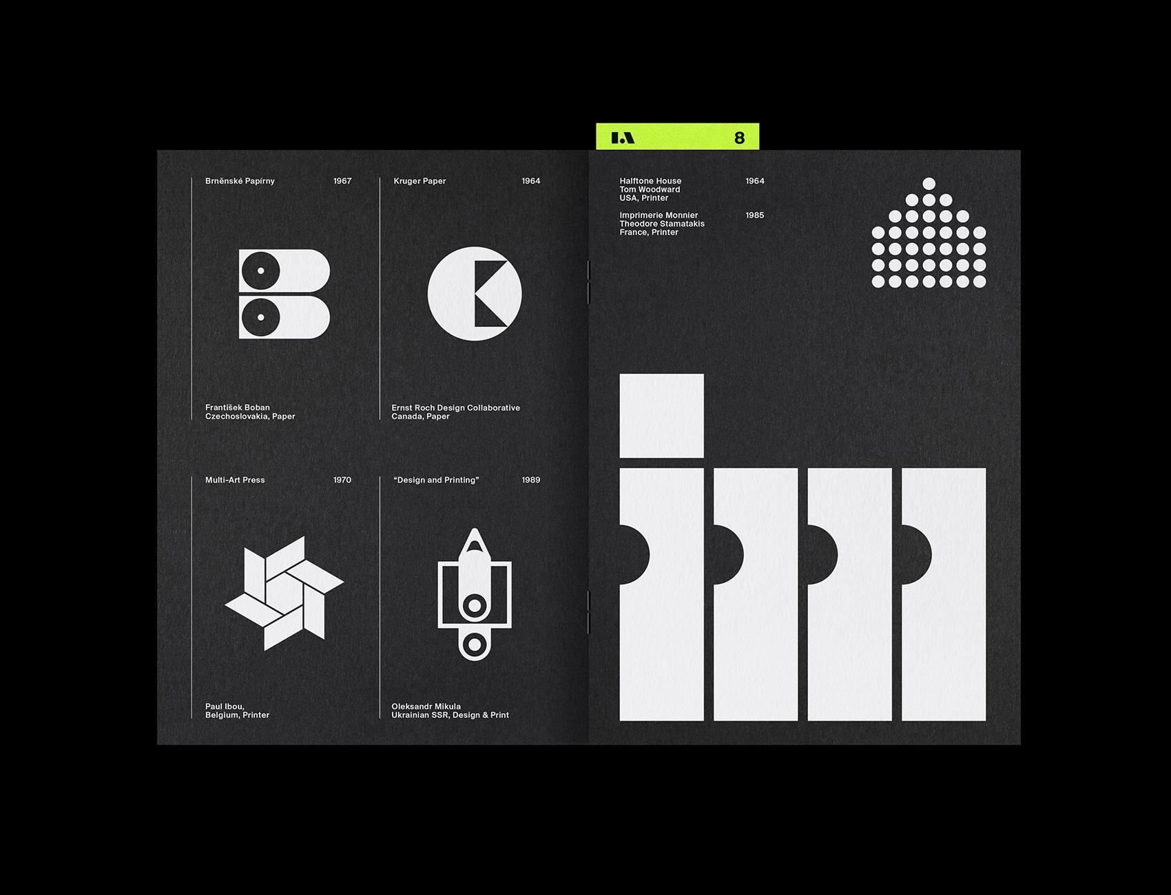 3 LogoArchive Issue 8 LogoArchive. Shop BPO