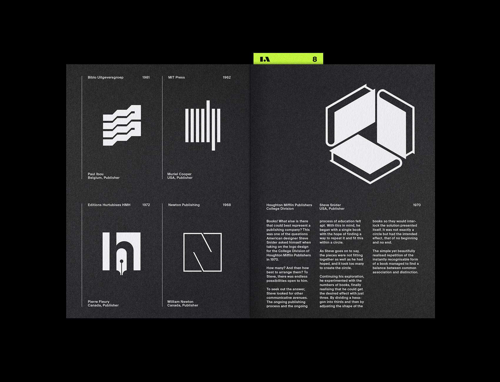 4 LogoArchive Issue 8 LogoArchive. Shop BPO