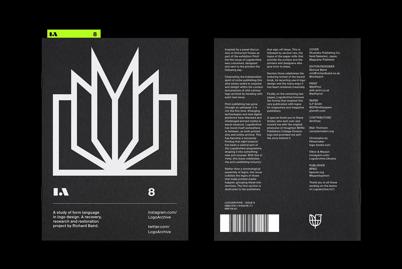8 LogoArchive Issue 8 LogoArchive. Shop BPO