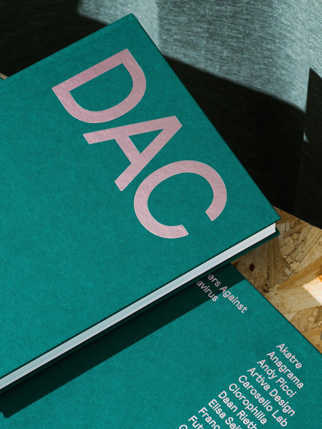 DAC Book CaroselloLab detail