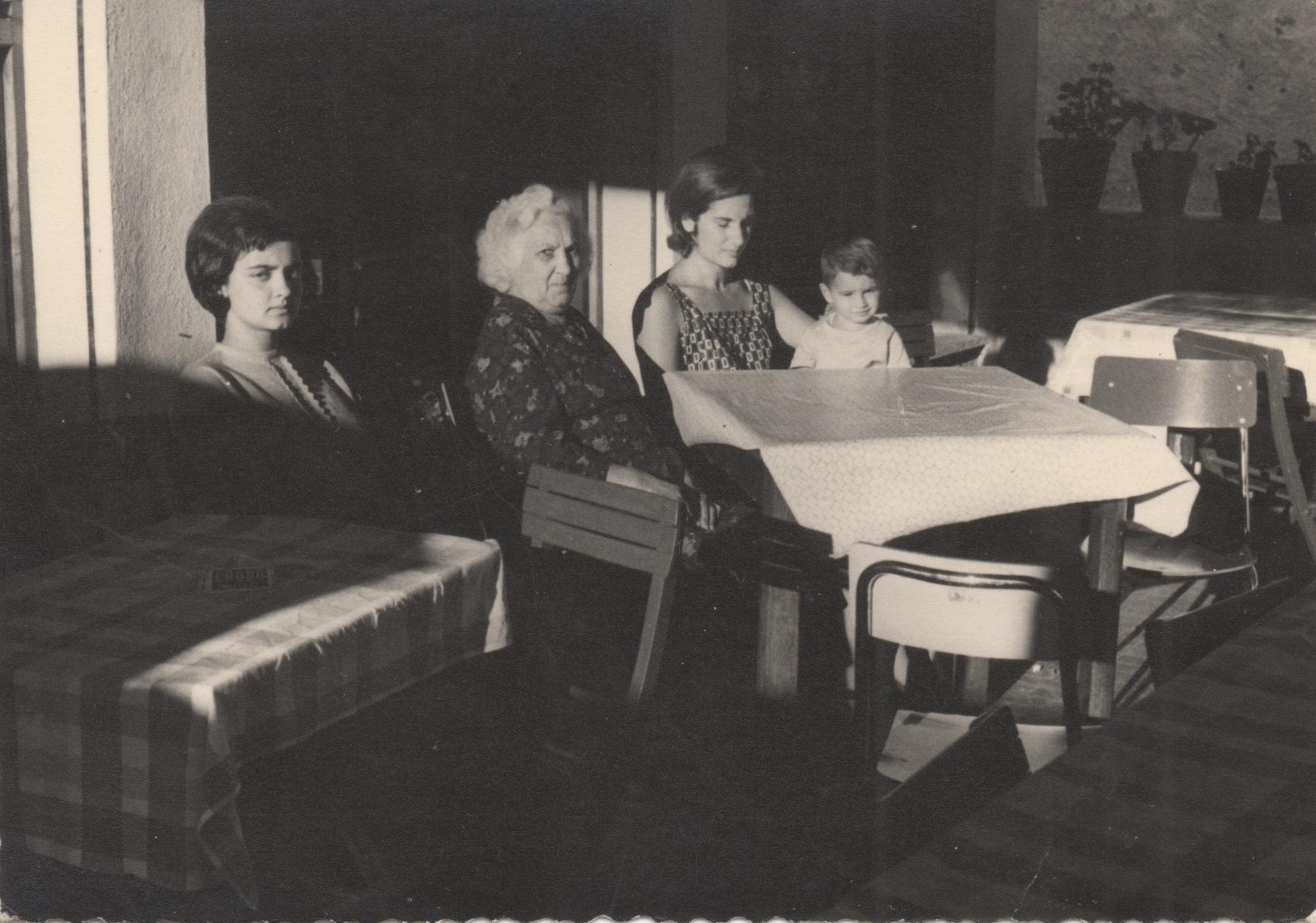 film from the attic famiglia