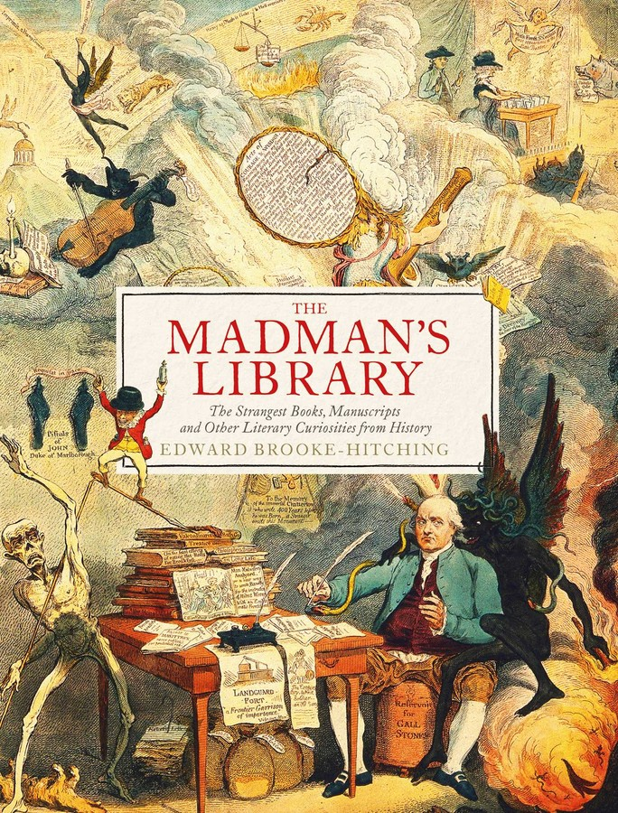 the madmans library