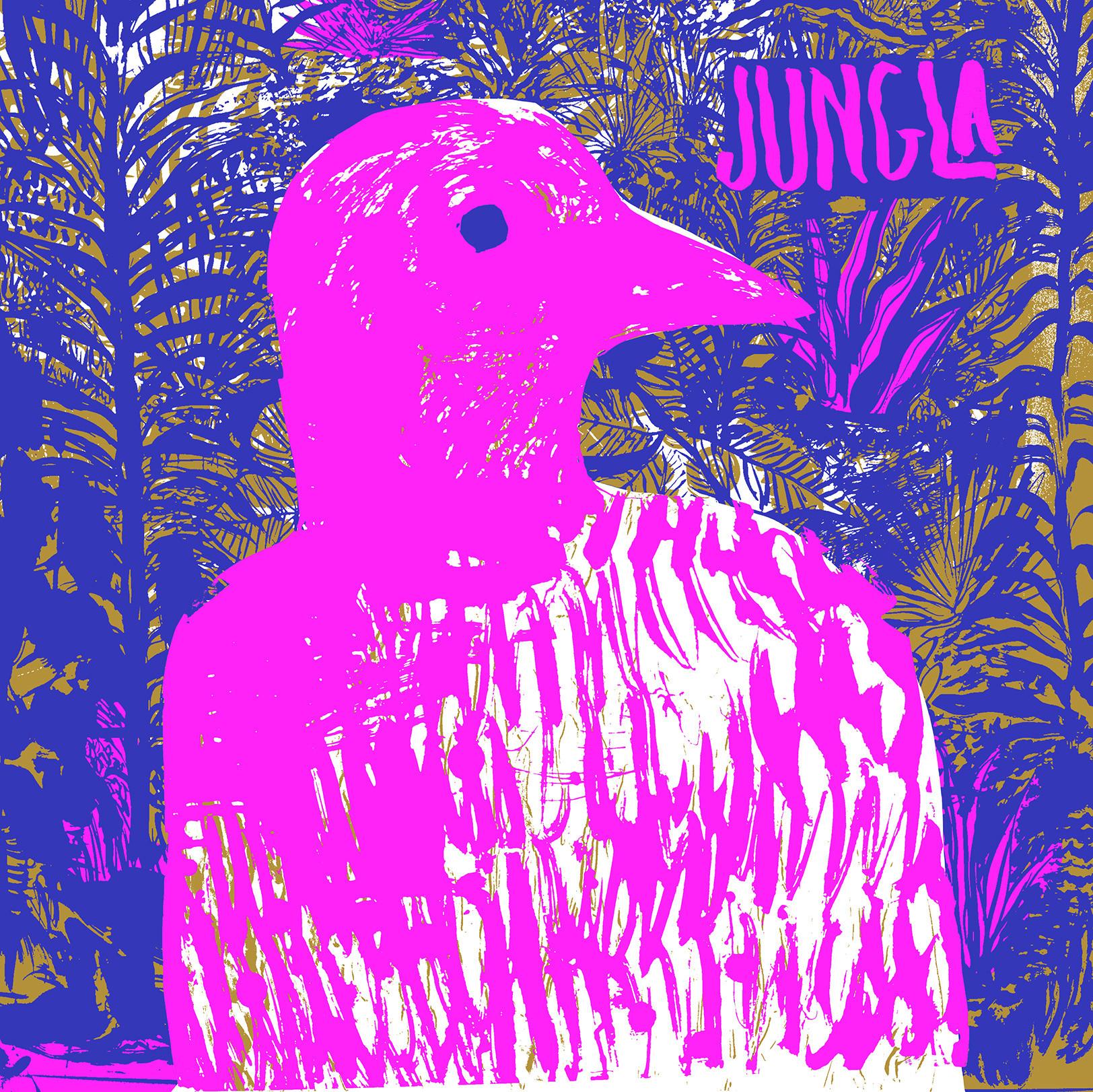 COVER JUNGLA