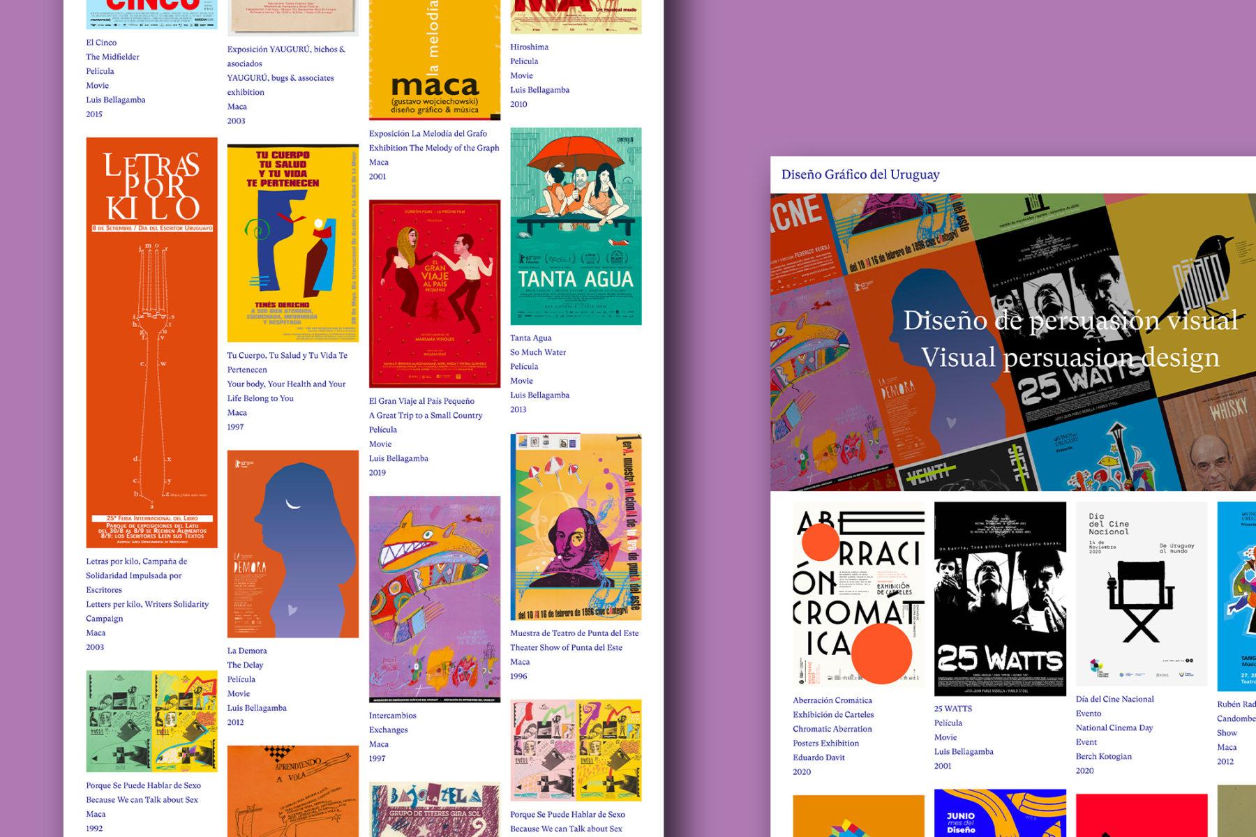 Diseno Grafico del Uruguay visual