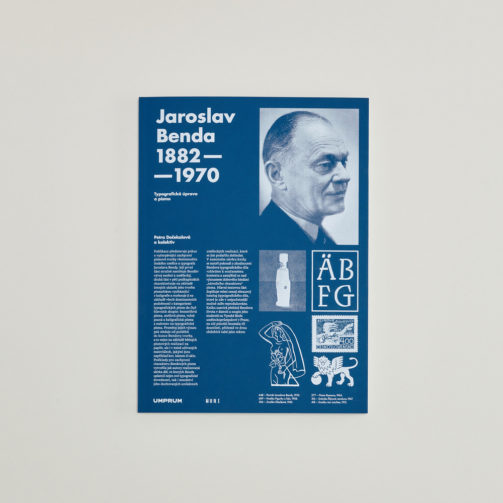 Jaroslav Benda 1882—1970 1