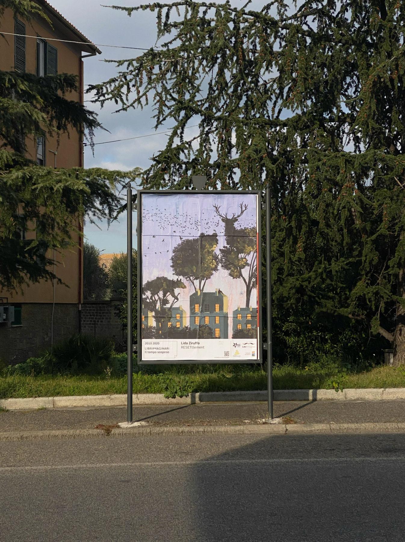 Lida Ziruffo  RESETtlement  ph Chiara Ernandes