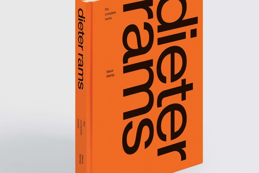 dieter rams the complete work phaidon 1