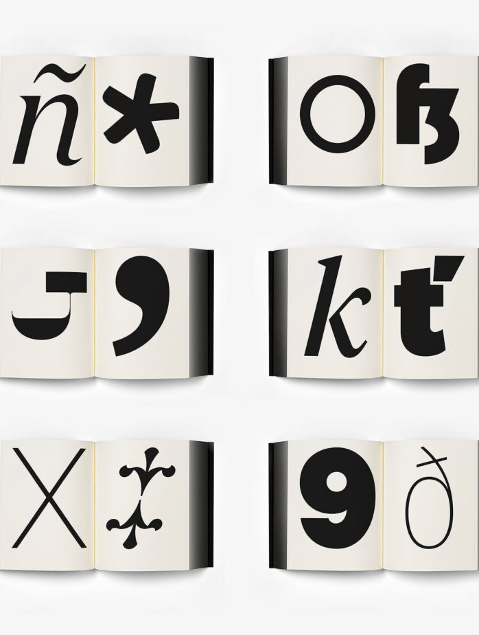 formist Kris Sowersby The Art of Letters 1