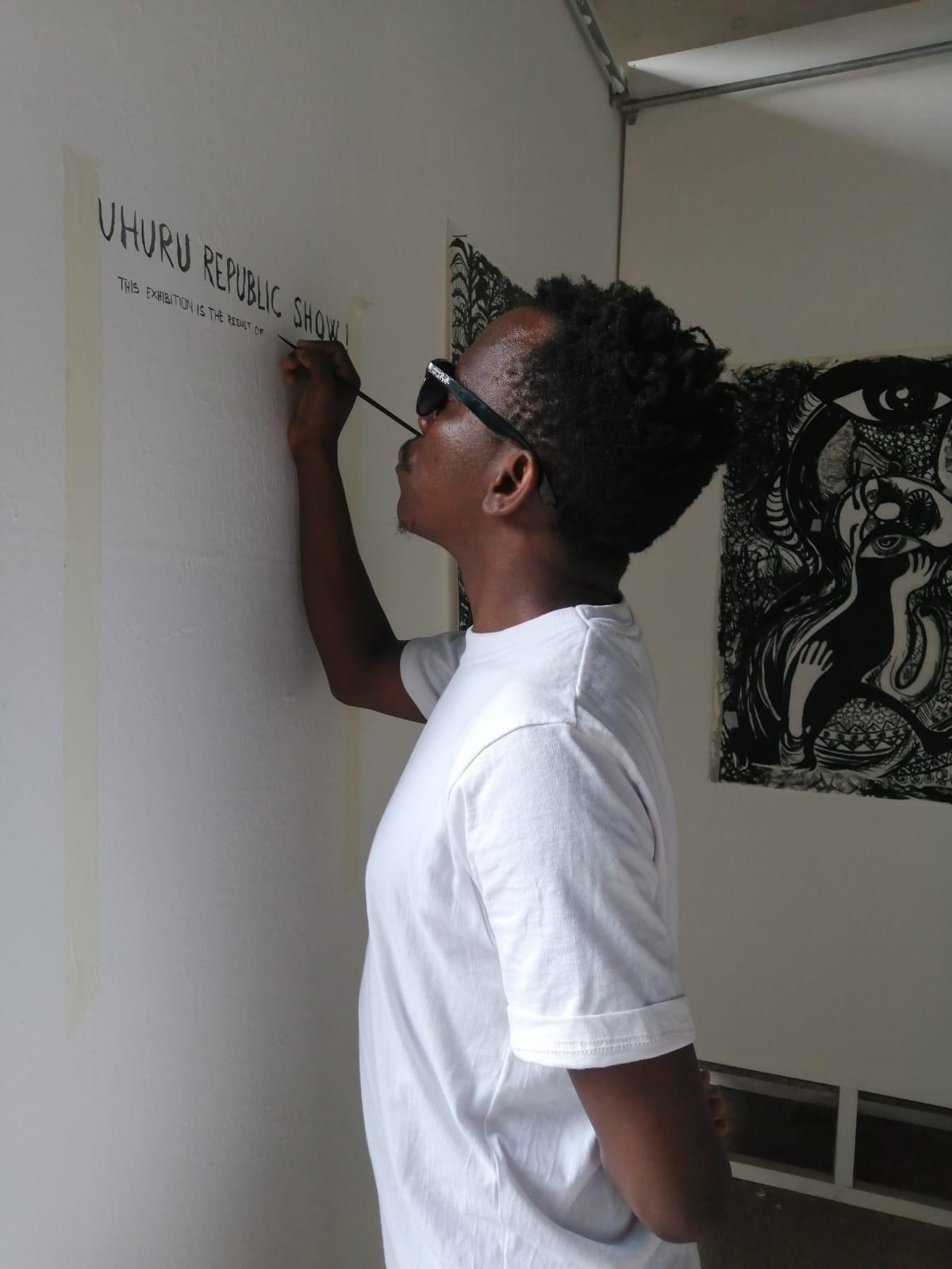 uhuru republic residenza mostra 2