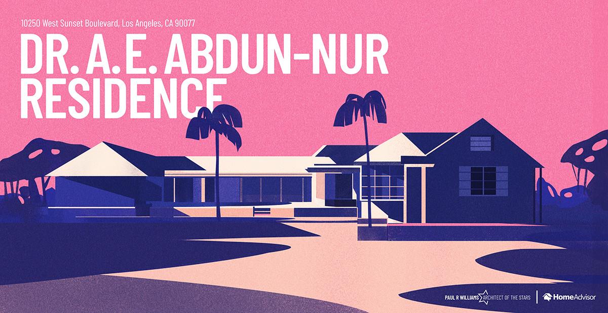 01 Architect Paul R Williams Abdun nur