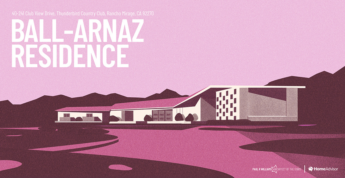 05 Architect Paul R Williams Ball Arnazpsd