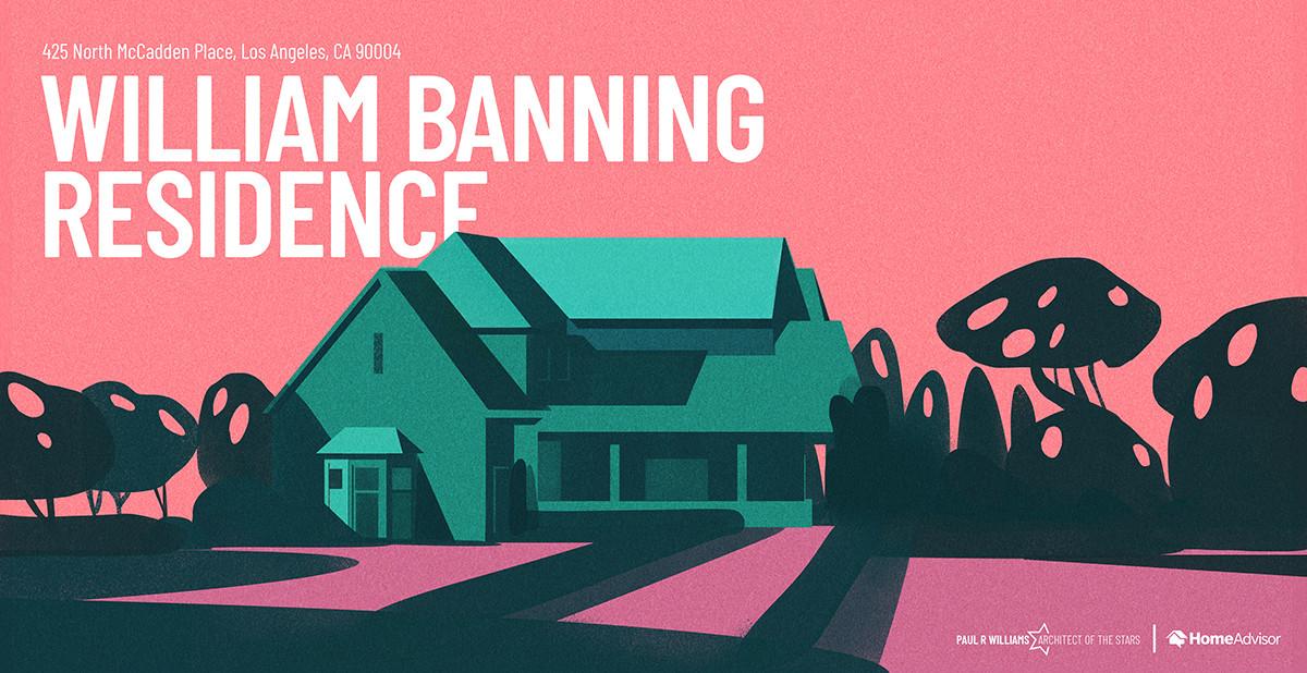 06 Architect Paul R Williams william banning