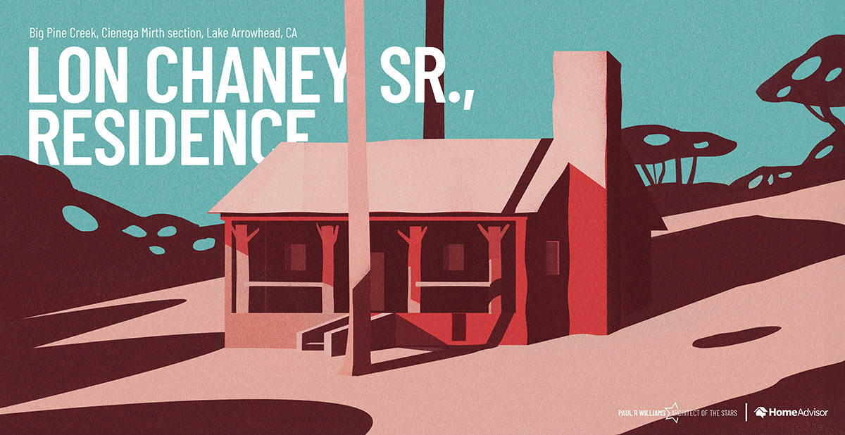 09 Architect Paul R Williams Lon Chaney