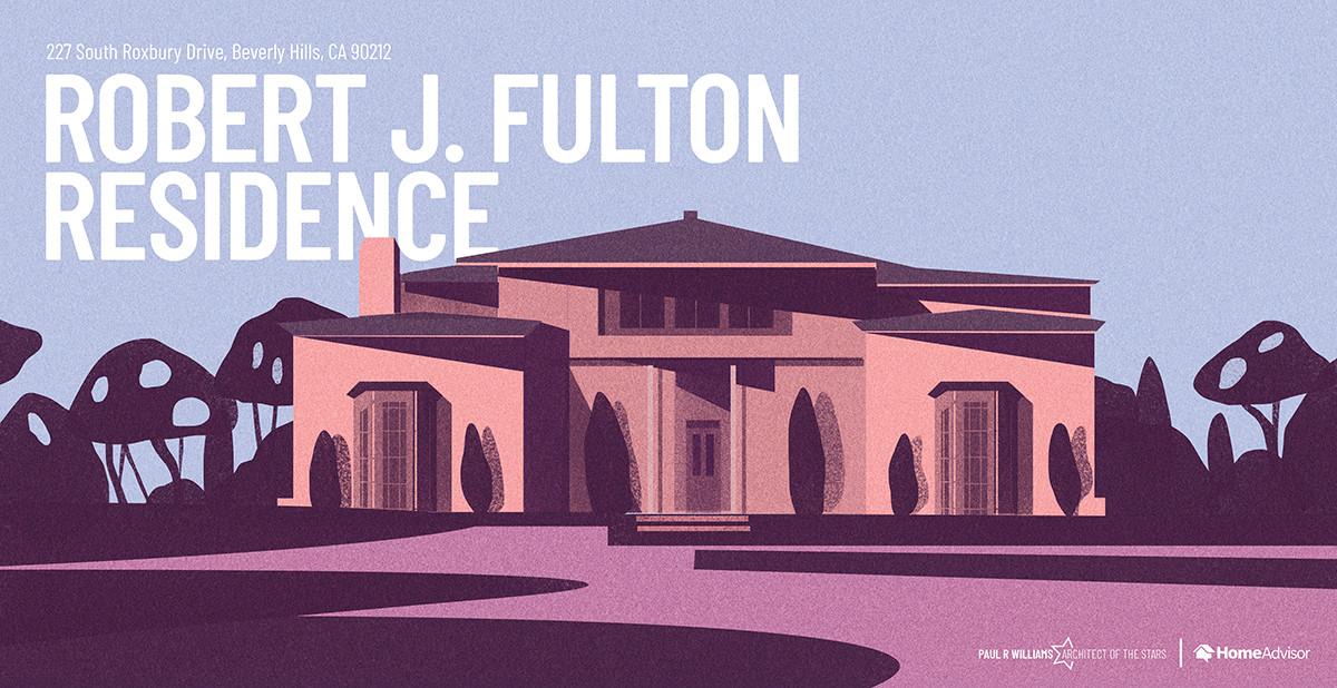 19 Architect Paul R Williams Robert Fulton
