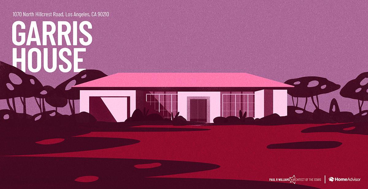 20 Architect Paul R Williams Garris