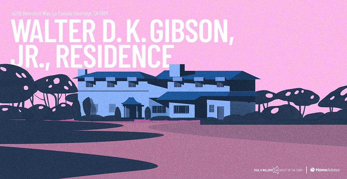 21 Architect Paul R Williams Walter Gibson