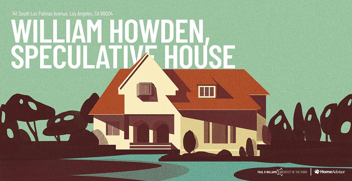 26 Architect Paul R Williams William Howden