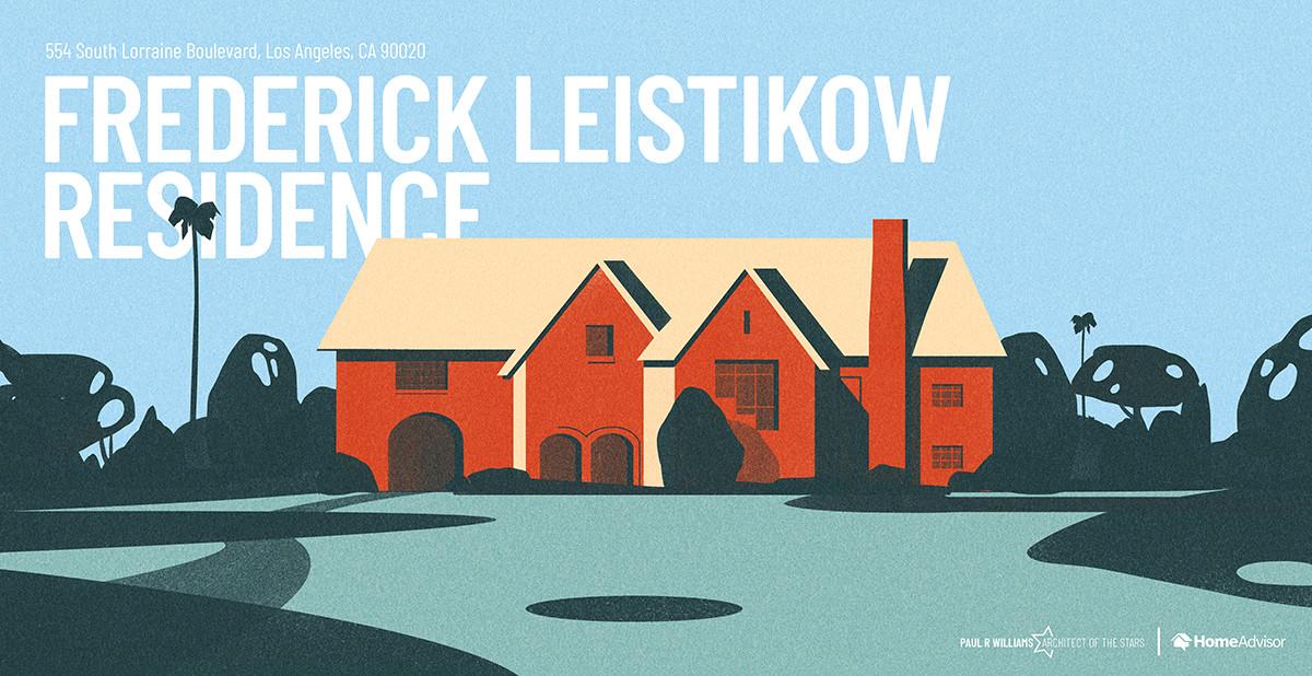 29 Architect Paul R Williams Frederick leistikow