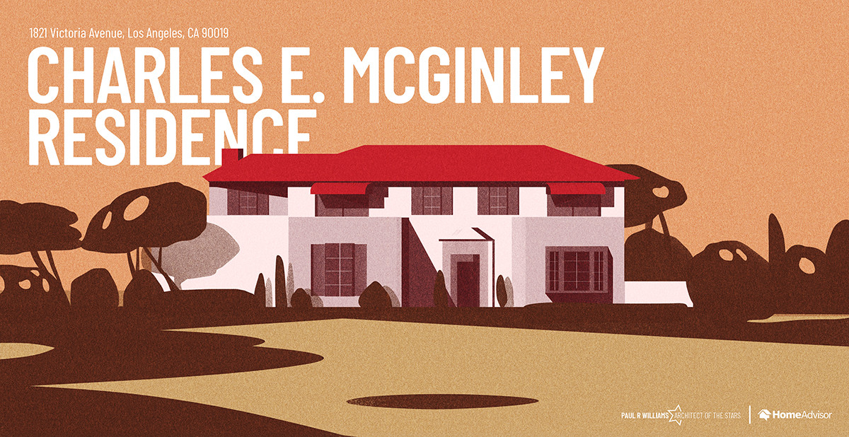 30 Architect Paul R Williams Charlers Mcginley