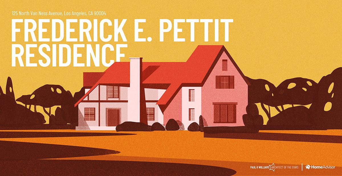 33 Architect Paul R Williams Frederick Pettit