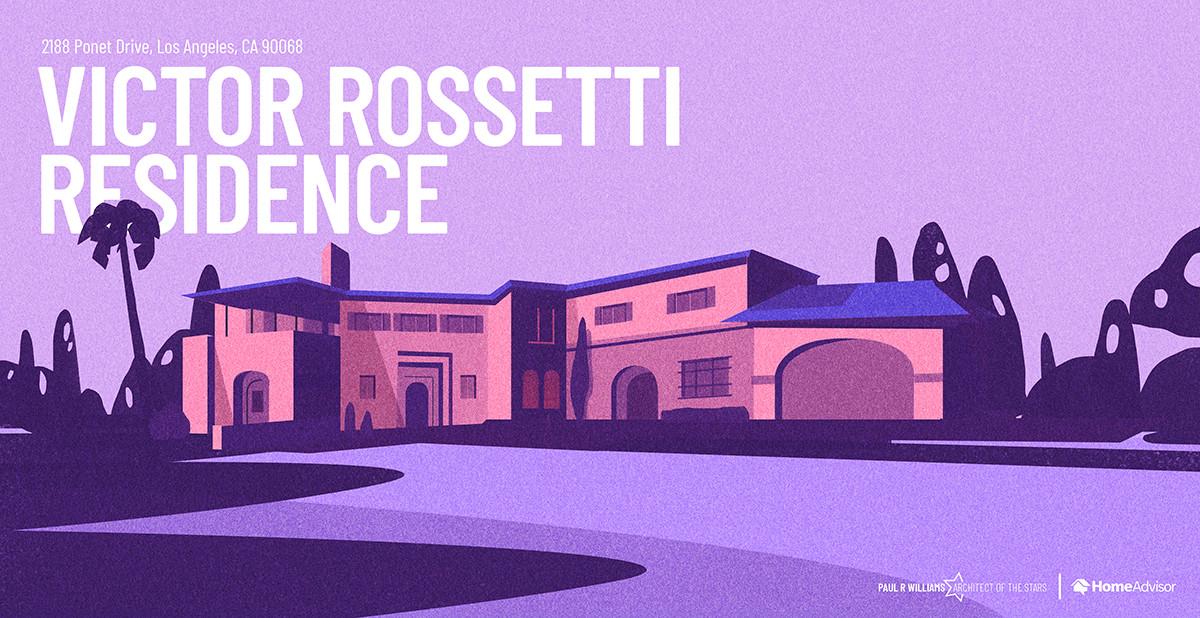 35 Architect Paul R Williams Victor Rossetti