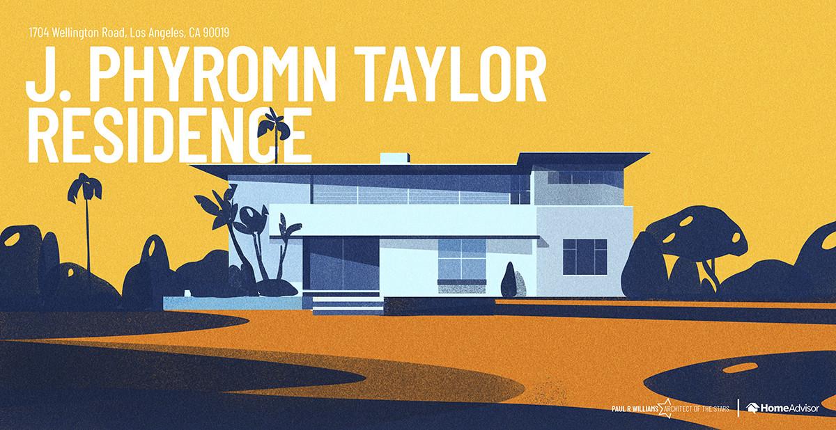 36 Architect Paul R Williams Phyromn taylor