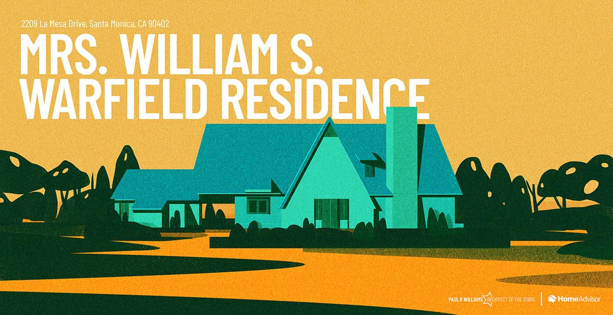 38 Architect Paul R Williams William warfield