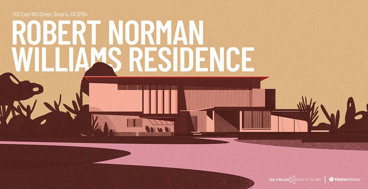 40 Architect Paul R Williams Robert norman
