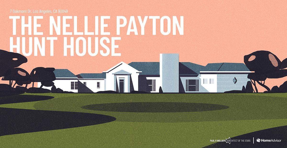 43 Architect Paul R Williams Nellie Peyton